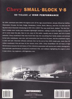 Chevy Small-Block V-8: 50 Years Of High Perfomance