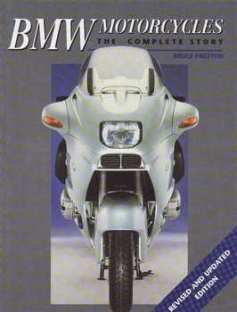BMW Motorcycles The Complete Story