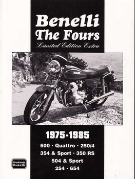 Benelli The Fours Limited Edition Extra 1975 - 1985