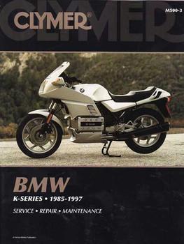 BMW K-Series 1985 - 1997 Workshop Manual