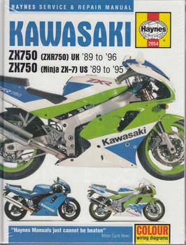 Kawasaki zx6 ninja 1990 2004 workshop manual kawasaki zx750 ninja zx 7 and zxr750 fours 1989 1996 workshop manual asfbconference2016 Choice Image