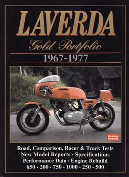Laverda Gold Portfolio 1967 - 1977