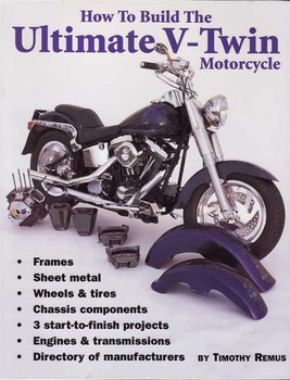 How To Build The Ultimate V-Twin Motorcycle