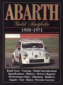 Abarth Gold Portfolio 1950 - 1971