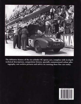 AC Six - Cylinder Sports Cars In Detail (Ace, Aceca, Greyhound) 1933 - 1963