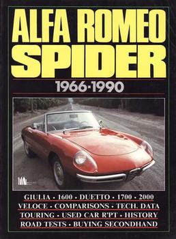 Alfa Romeo Spider 1966 - 1990