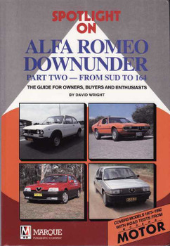 Spotlight On Alfa Romeo Downunder Part Two: From Sud To 164