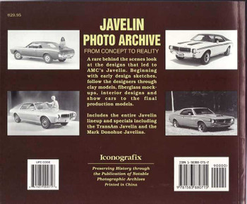 Javelin Photo Archive From Concept To Reality