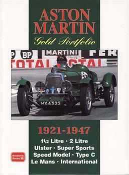 Aston Martin Gold Portfolio 1921 - 1947