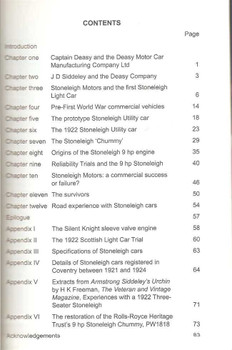 Stoneleigh Motors: An Armstrong Siddeley Company (Historical Series No 37)