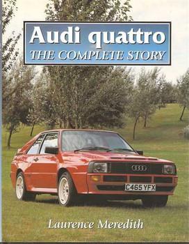 Audi Quattro: The Complete Story