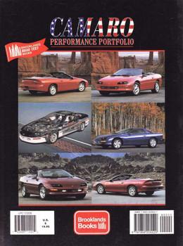 Camaro Performance Portfolio 1993 - 2000
