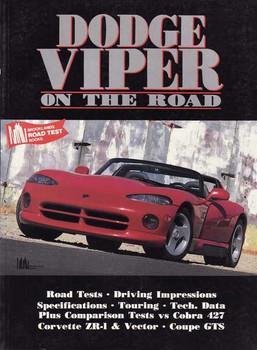 Dodge Viper On The Road