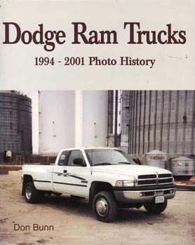 Dodge Ram Trucks 1994 - 2001 Photo History