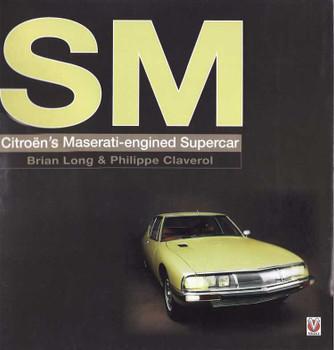 SM: Citroen's Maserati-engined Supercar