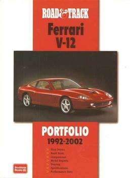 Road & Track Ferrari V-12 Portfolio 1992 - 2002