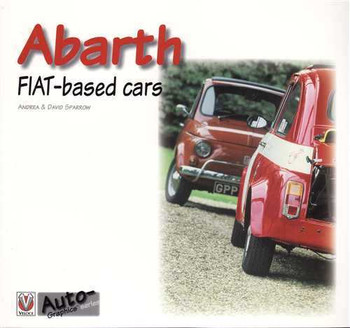 Abarth: Fiat - Based Cars