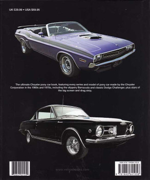 Dodge Challenger & Plymouth Barracuda: Chrysler's Potent Pony Cars