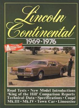 Lincoln Continental 1969 - 1976