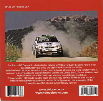 Ford Escort RS Cosworth & World Rally Car (Rally Giants Series)