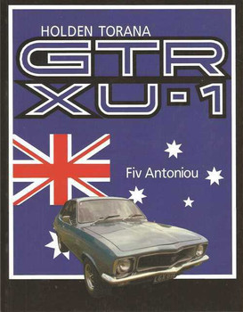 Holden Torana GTR XU-1: The History and Technical Specifications