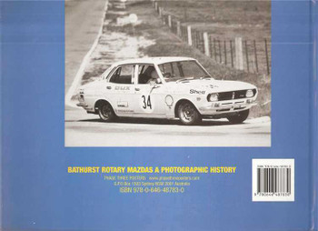 Bathurst Rotary Mazdas: A Photographic History (Hard Cover Book)