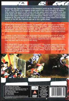 MX Des Nations 2005 DVD