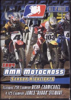 2004 AMA Motocross: Season Highlight DVD