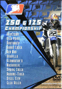 2004 AMA Motocross: Season Highlight DVD