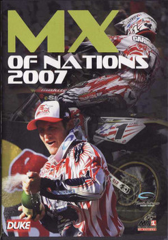 MX of Nations 2007 DVD