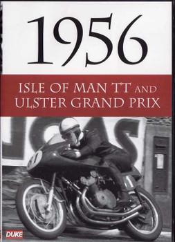 Isle of Man TT And Ulster Grand Prix 1956 DVD