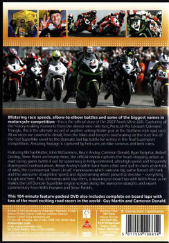 NW 200: Official Review of The 2007 Kennedy International DVD