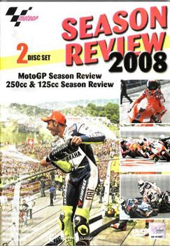 MotoGP: Season Review 2008 (2 DVD Set)