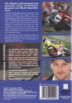 Champion Carl Fogarty - Tribute Edition DVD