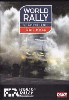 RAC Rally 1994: World Rally Championship DVD