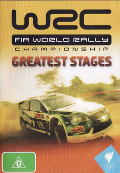 FIA World Rally Championship: Greatest Stages DVD
