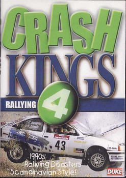 Crash Kings Rallying 4 DVD