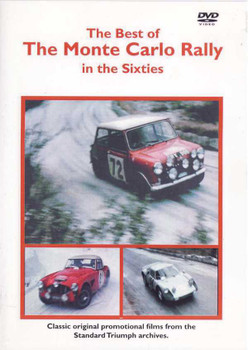 The Best of The Monte Carlo Rally In The Sixties DVD