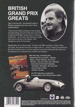 British Grand Prix Greats DVD