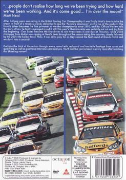 BTCC: The 2005 Dunlop MSA British Touring Car Championship DVD