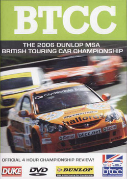 BTCC: The 2006 Dunlop MSA British Touring Car Championship DVD