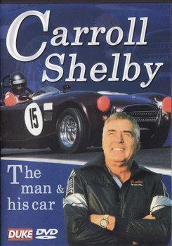 Carroll Shelby: The Man And His Car DVD
