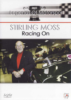Stirling Moss: Racing On DVD