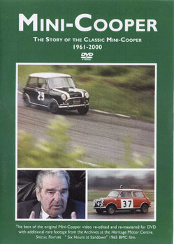 Mini - Cooper: The Story of The Classic Mini - Cooper 1961 - 2000 DVD