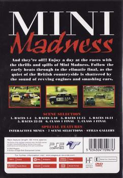 Mini Madness DVD