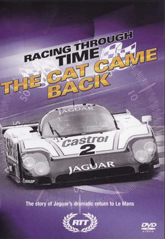 Racing Through Time: The Cat Came Back DVD