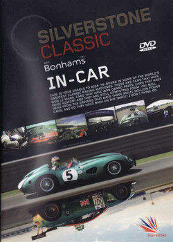 Silverstone Classic: In-Car DVD