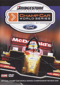 Champ Car World Series 2006: Official Car World Series Championship Review DVD