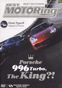 Best Motoring: Porsche 996 Turbo, The King?! DVD