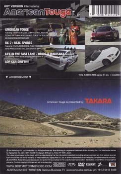 American Touge DVD